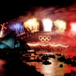 Millenium Olympics Game closing ceremony in Sydney