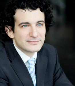 Alain Altinoglu French conductor known all over the world