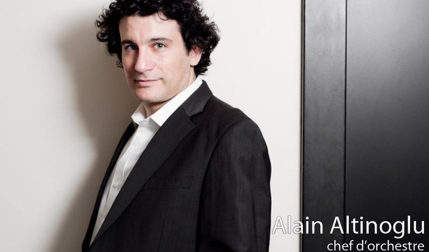 Alain Altinoglu chef d'orchestre
