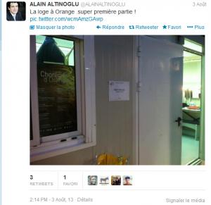 Alain Altinoglu on Twitter