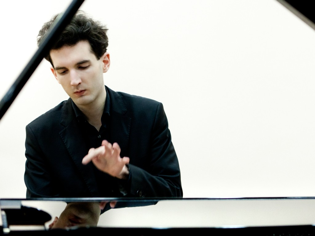 French pianist Emmanuel Despax