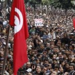 Arab spring is born in Tunisia