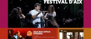 Aix en Provence Opera Festival 2014 edition
