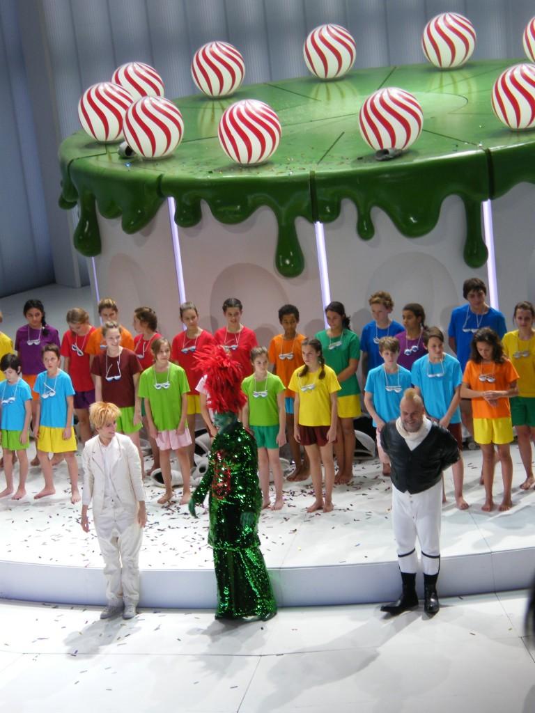 Final_bow: Hansel und Gretel in Berlin Komische Oper December 2013