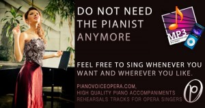 piano accompaniment mp3 for opera singers