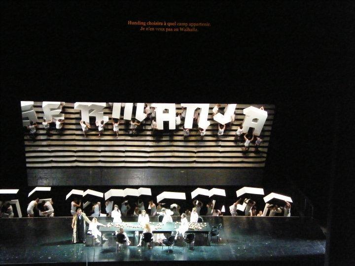 Subtiles system used in Opera de Paris proscenium