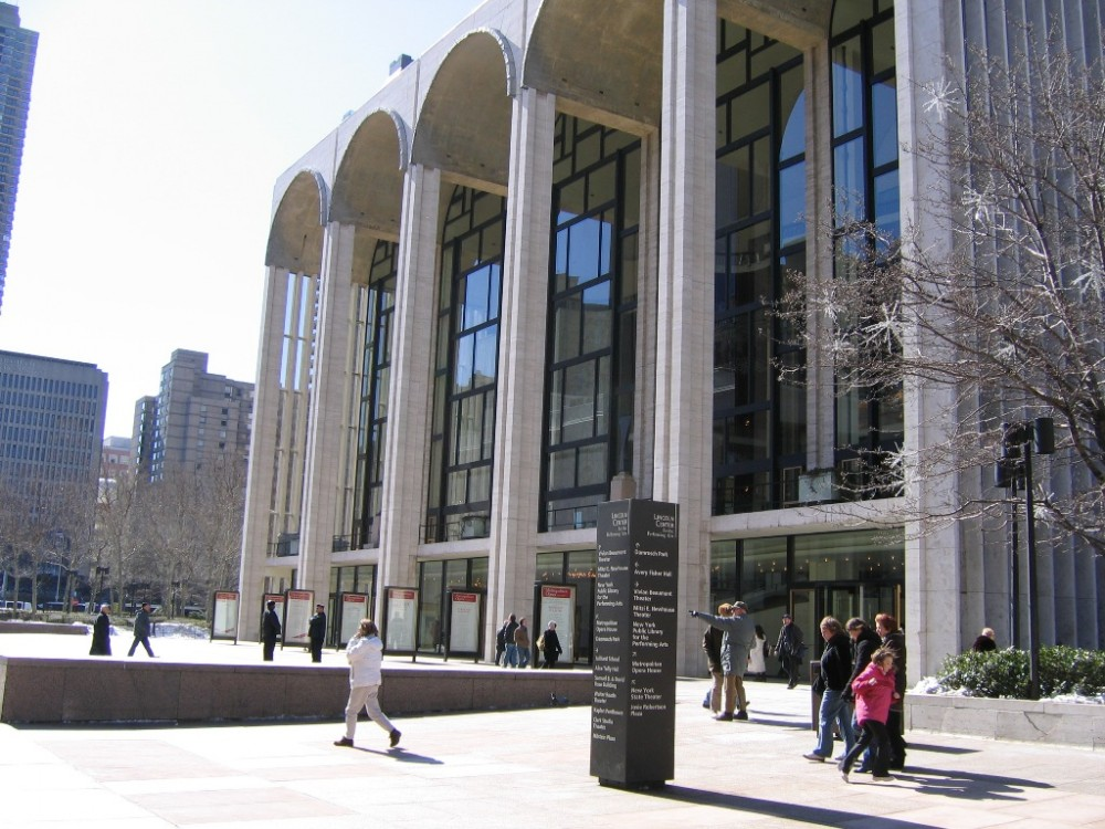 Metropolitan Opera in New York