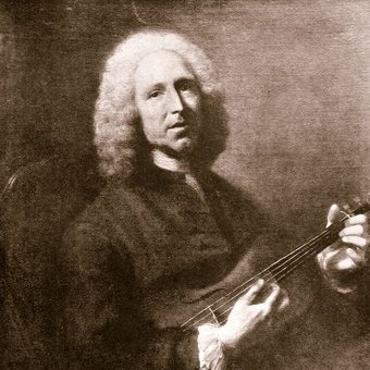 French composr Jean-Philippe Rameau