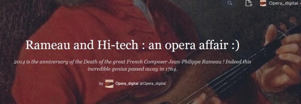 Jean-Philippe Rameau composer