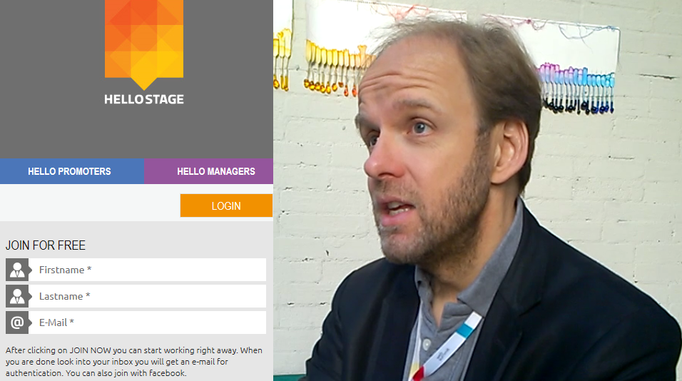 HelloStage, the Linkedin for classical music explained by his founder Bernhard Kerres