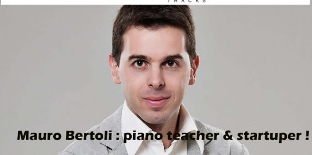 Mauro Bertoli, founder of pianoAccompanimentsTracks.com